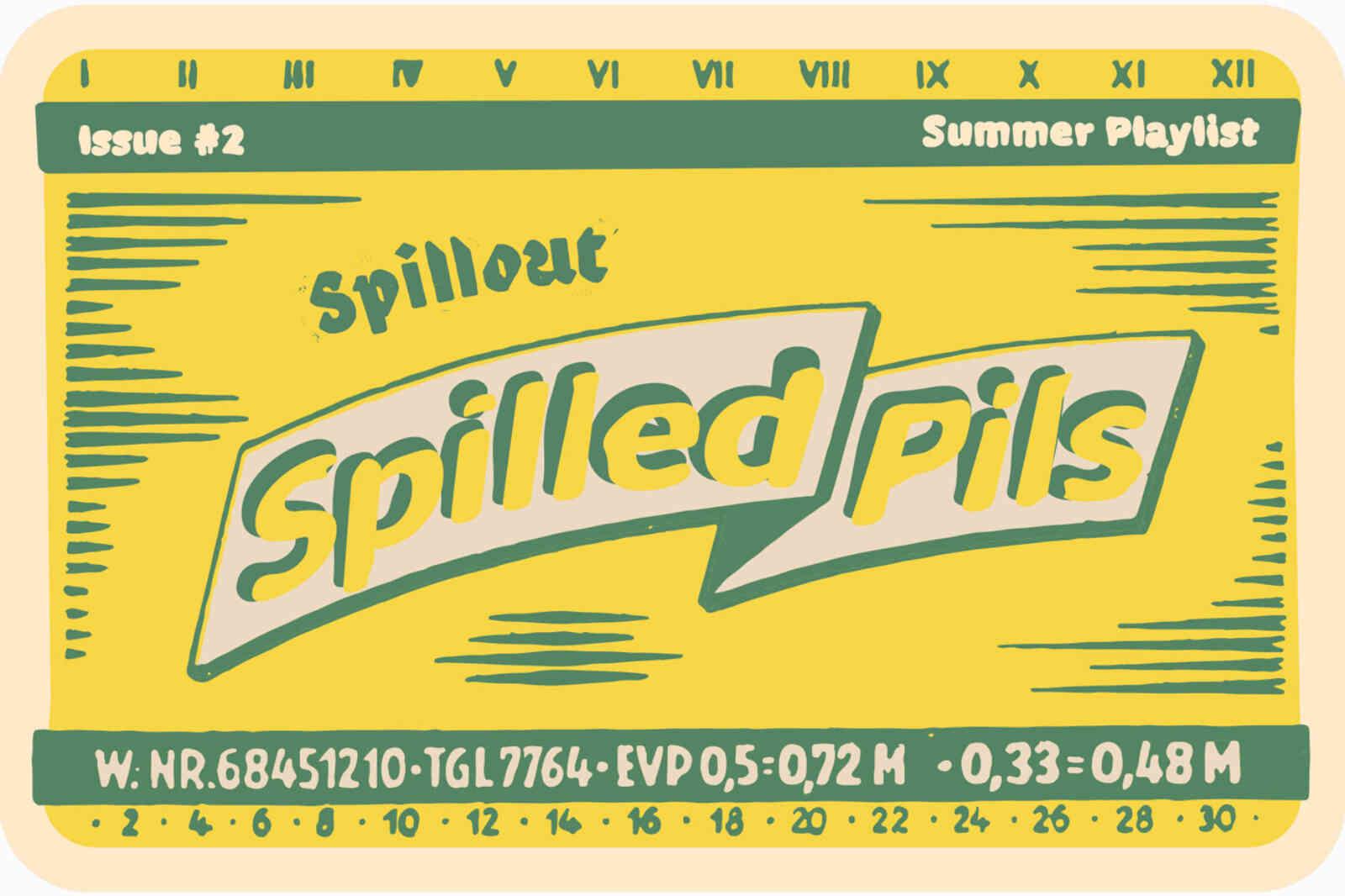 Playlist Summer Spilled Pils 1340