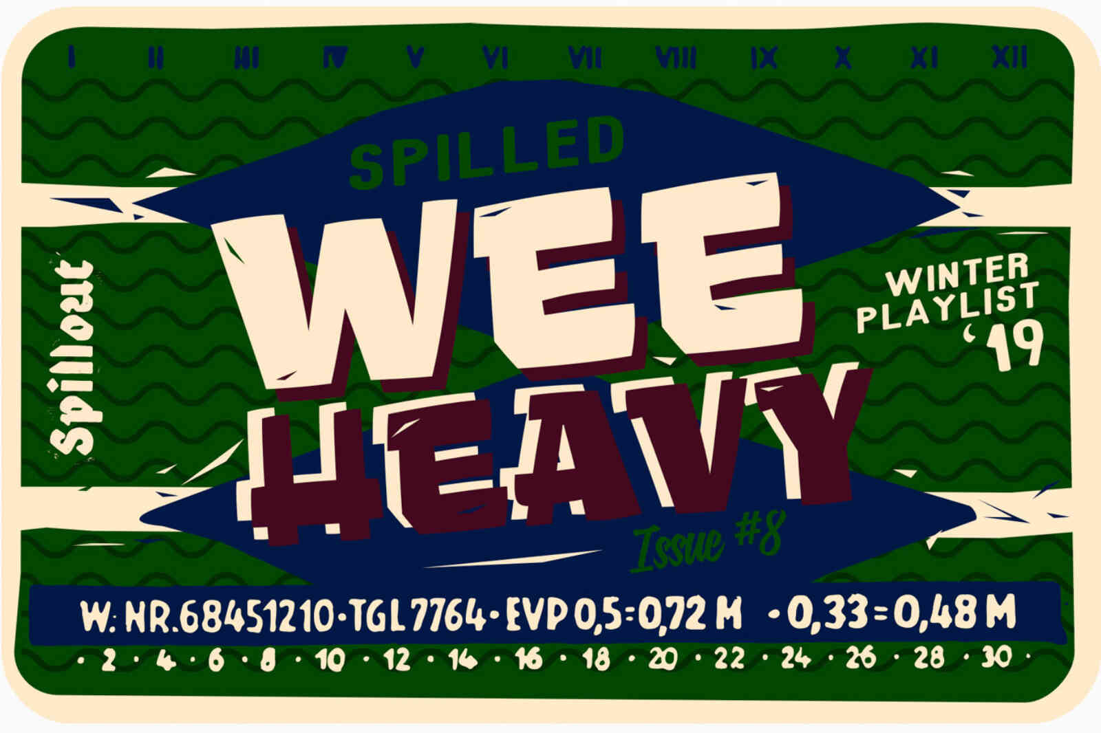 Playlist winter spilled wee heavy 1340