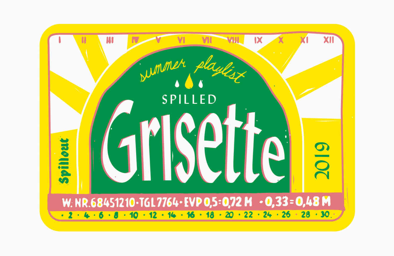 Playlist Summer Spilled Grisette