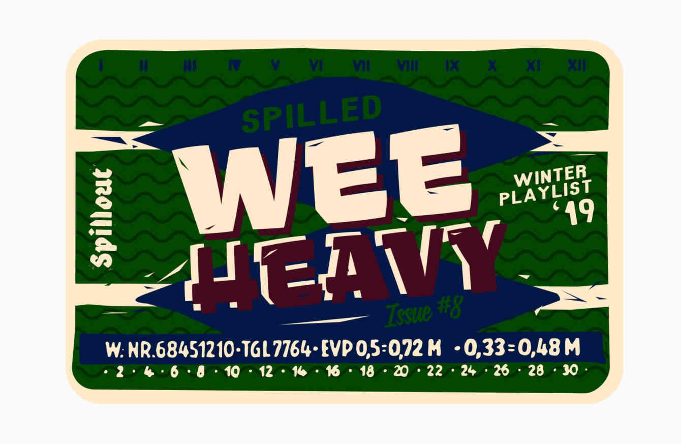 Playlist winter spilled wee heavy 1800