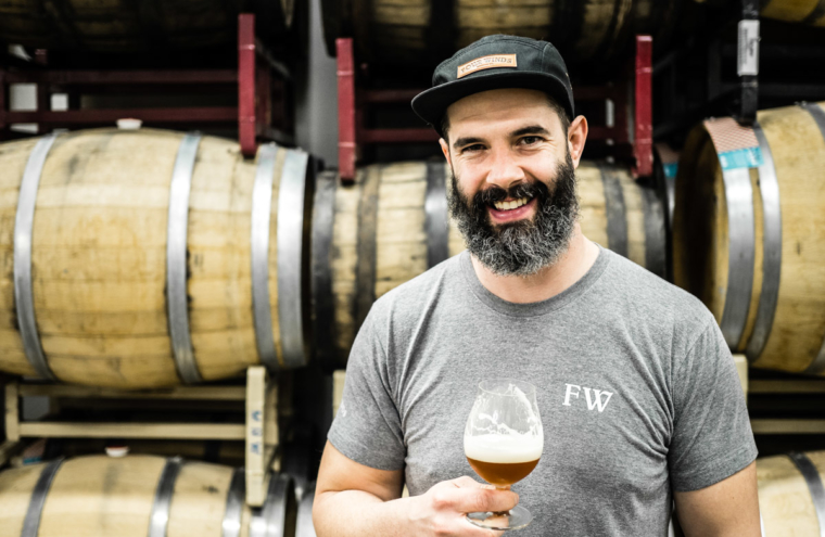 Brent Mills, Four Winds Brewing