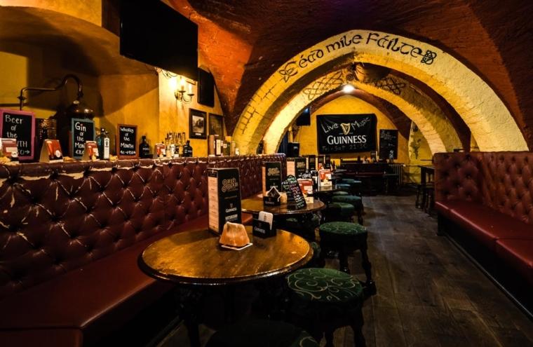 Fleetenkieker Irish Pub (Innenraum)
