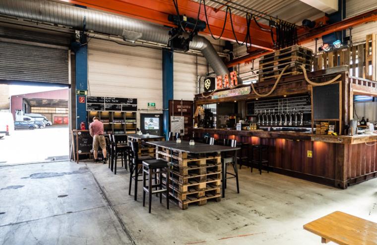 Landgang Brauerei (Bar)