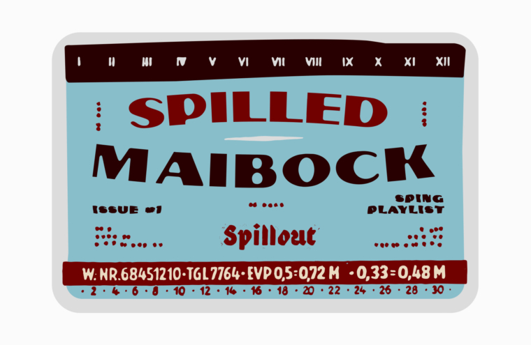 Playlist Spring Spilled Maibock 1800