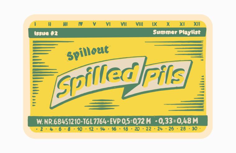 Playlist Summer Spilled Pils 1800