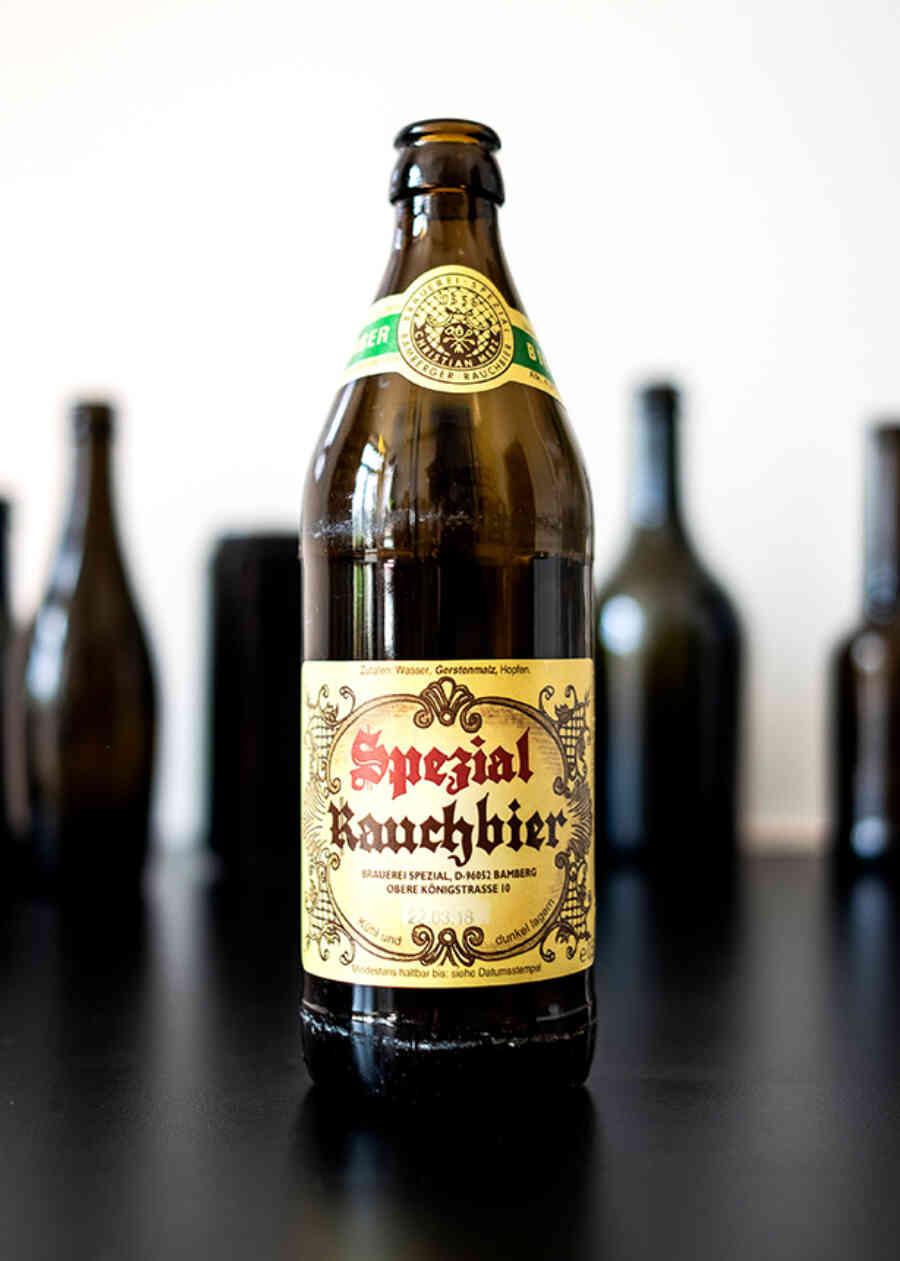 Spilled Brauerei Spezial Rauchbier