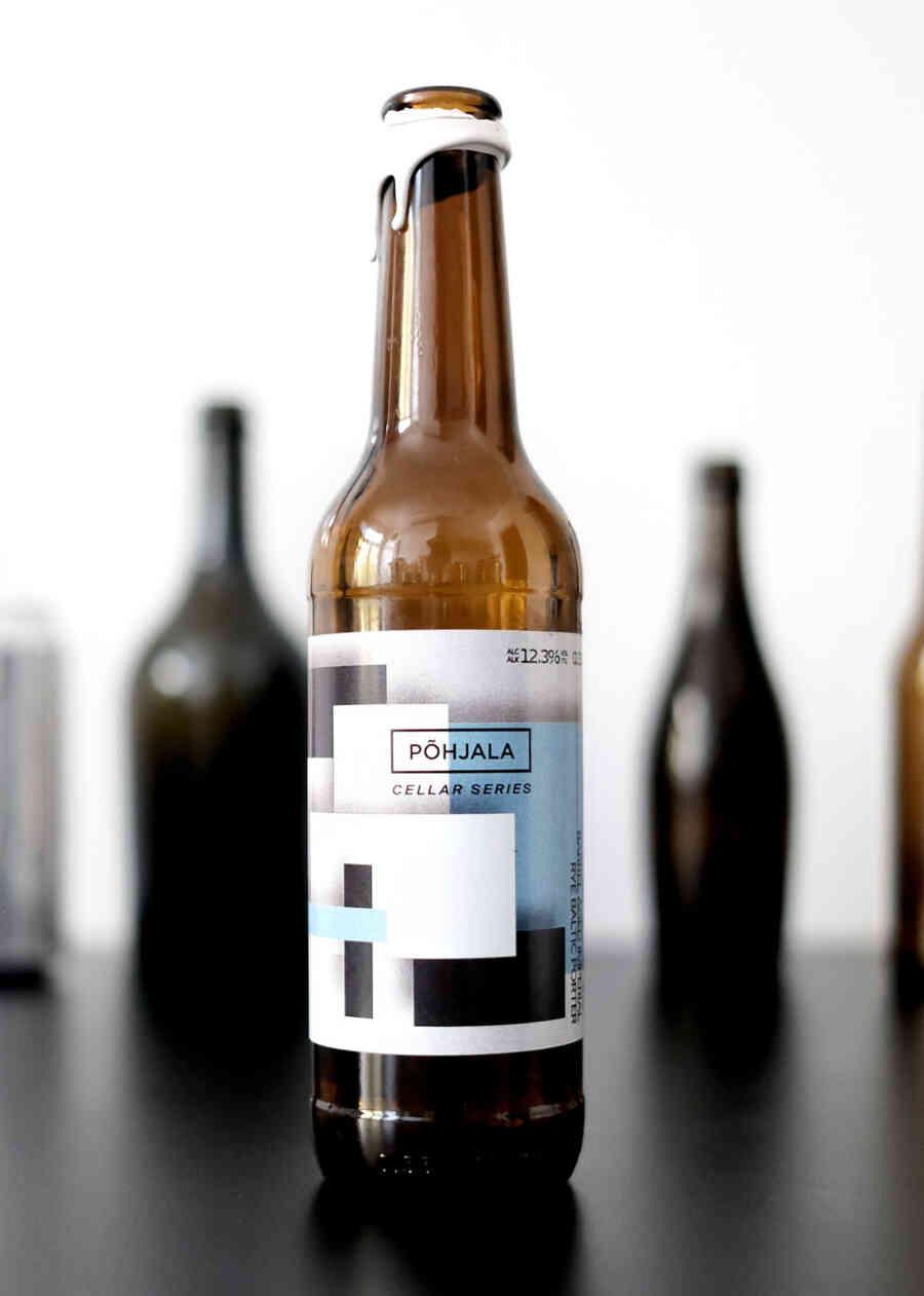 Pohjala – Sajand, Flasche