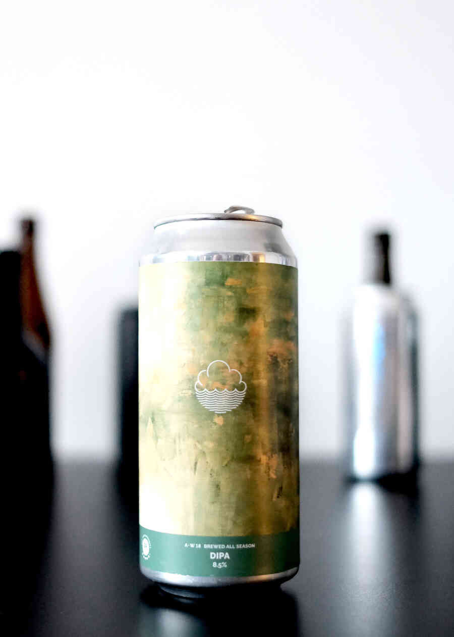 Spillout Spilled Cloudwater Aw 18 Dipa