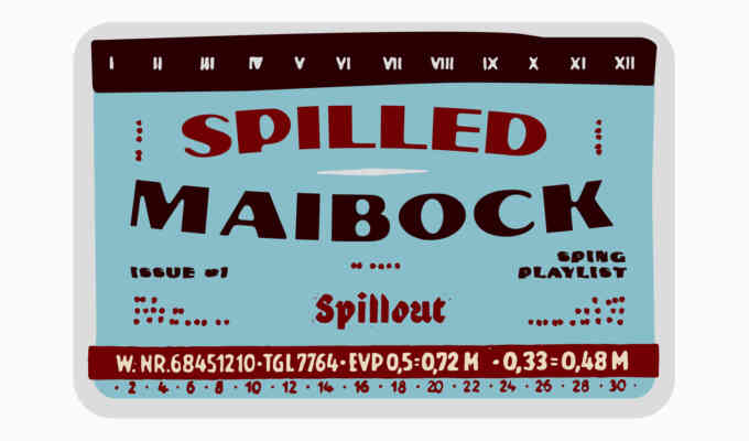 Playlist Spring Spilled Maibock 1800