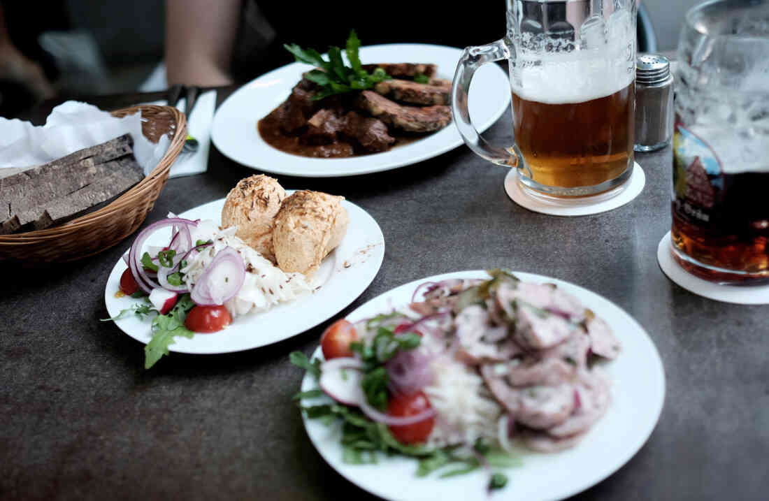 Pappenheimer Wirtschaft (Essen und Bier)