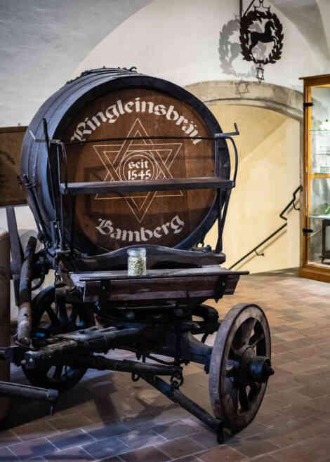 Bamberg Fraenkisches Brauereimuseum 8050371
