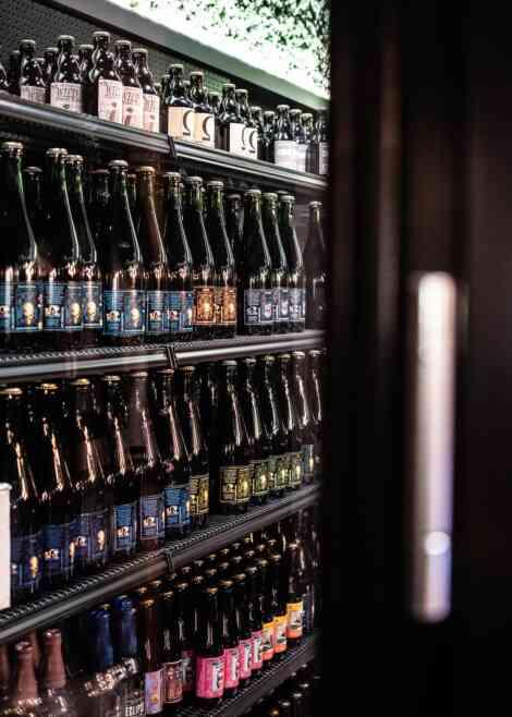 Biererei Bar, Berlin – Vintage Cellar.