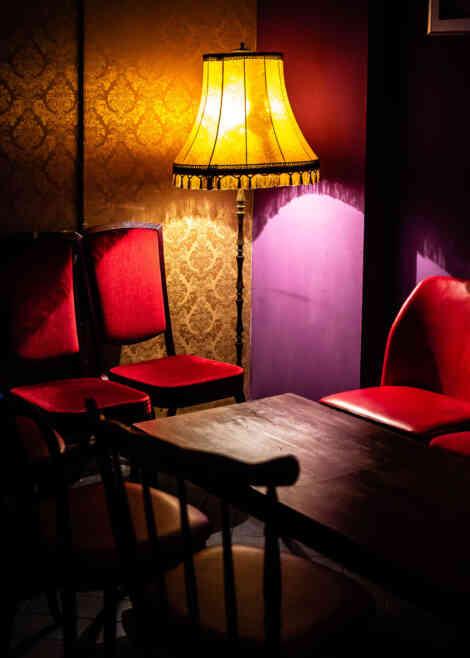 Monterey Bar, Berlin – Interieur.