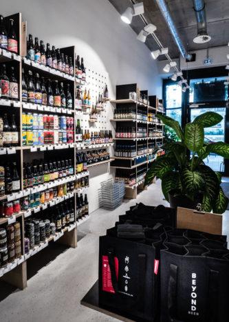 Beyond Beer (Bierauswahl)