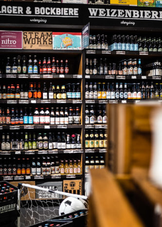Craft Beer Store (Bierauswahl)